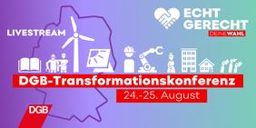DGB-Transformationskonferenz