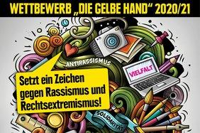 Gelbe Hand Wettbewerb 2020/21