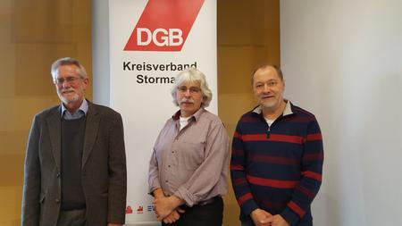 DGB Stormarn Vorstand