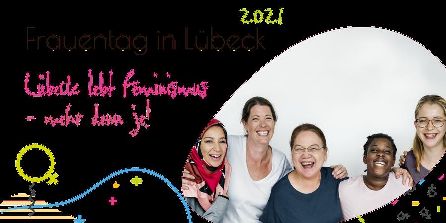 Frauentag in Lübeck 2021
