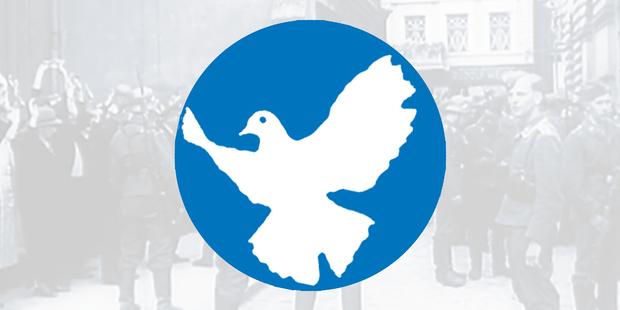 Friedenskundgebung anläßlich zum Antikriegstag - Weltfriedenstag
